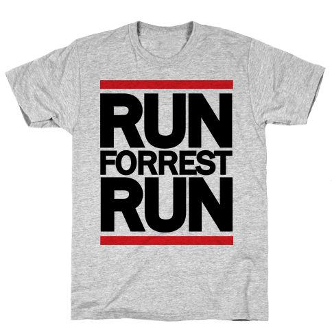 Run Forrest Run Mens T-Shirt