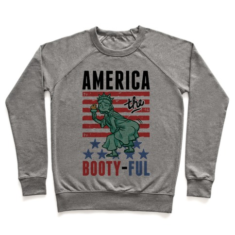 America The Bootyful Pullover
