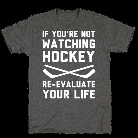 If You're Not Watching Hockey