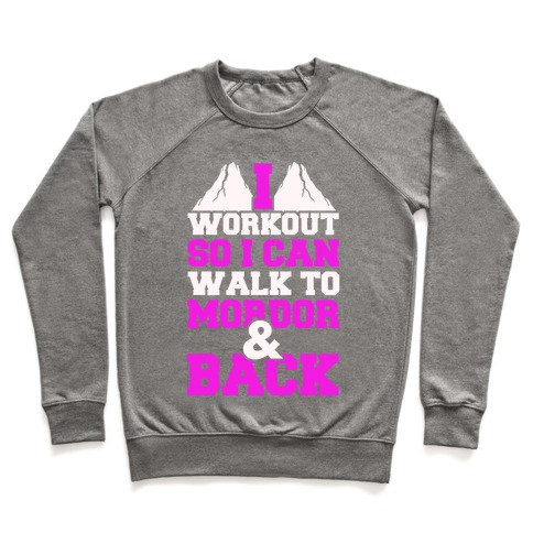 Workout Fellowship Style Pullover