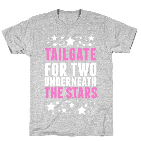 Tailgate for Two Mens T-Shirt