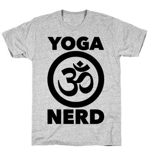 Yoga Nerd T-Shirt