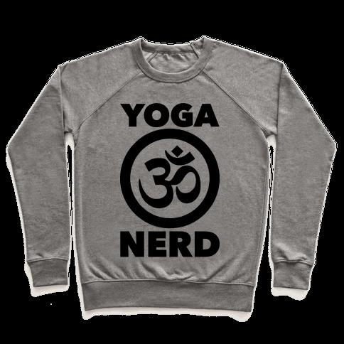 Yoga Nerd Pullover