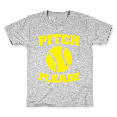Pitch Please Kids T-Shirt