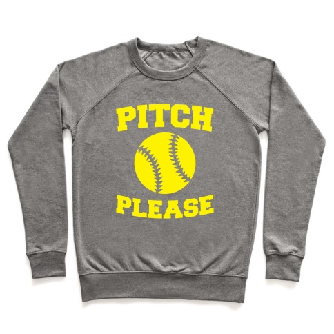 Pitch Please Pullover
