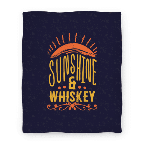 Sunshine and Whiskey (Blanket)