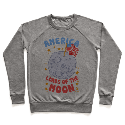 America Lords of the Moon Pullover