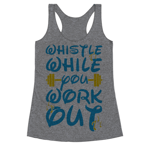 Whistle While You Workout