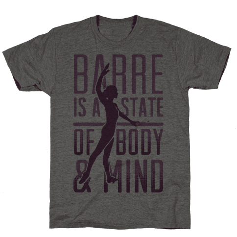 Barre Is A State Of Mind and Body