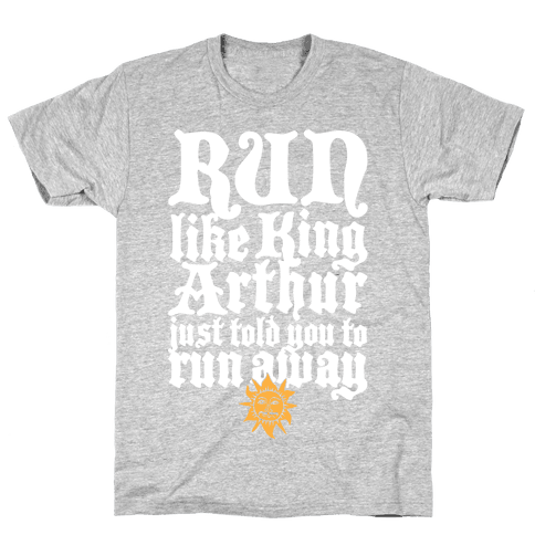 Run Away Mens T-Shirt