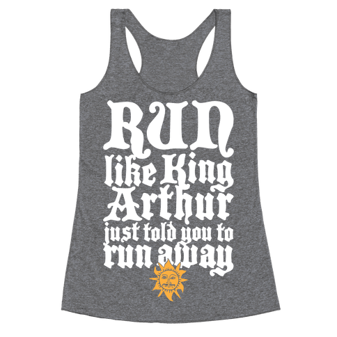 Run Away Racerback Tank Top