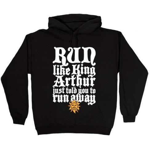 Run Away Hooded Sweatshirt
