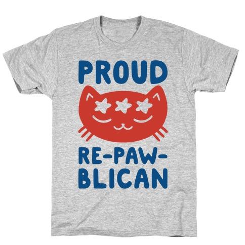 Proud Repawblican T-Shirt