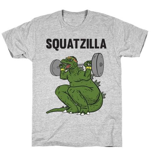 Squatzilla T-Shirt
