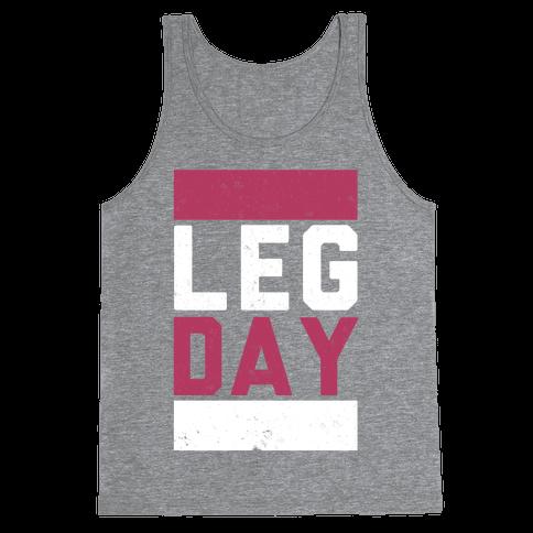 Leg Day Tank Top