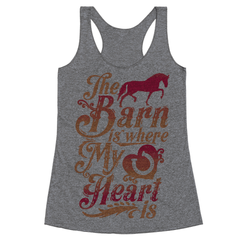 The Barn Is Where My Heart Is