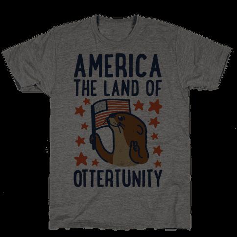 America The Land of Ottertunity