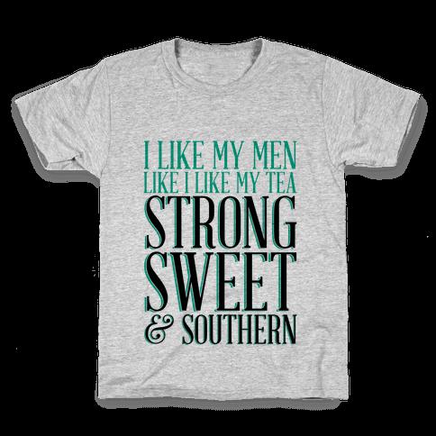 Sweet Tea Kids T-Shirt