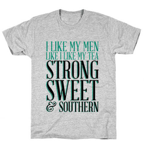 Sweet Tea Mens T-Shirt