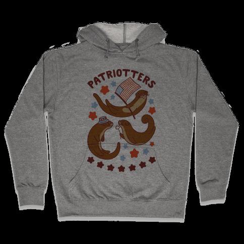 Patriotters Hooded Sweatshirt