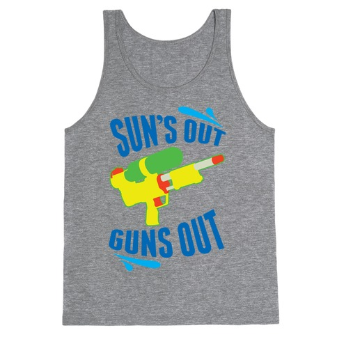 Suns Out, Guns Out Tank Top