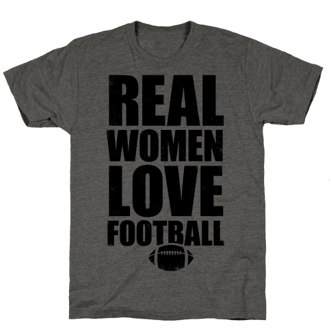 Real Women Love Football