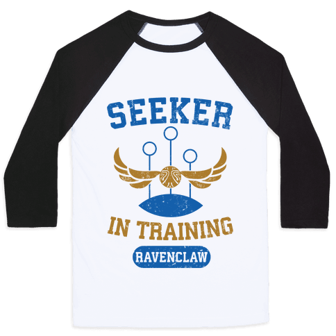 Seeker In Training (Ravenclaw) Baseball Tee