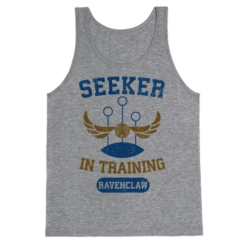 Seeker In Training (Ravenclaw) Tank Top