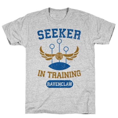 Seeker In Training (Ravenclaw) T-Shirt