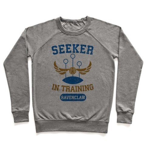 Seeker In Training (Ravenclaw) Pullover