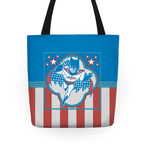 Batman Lincoln Tote