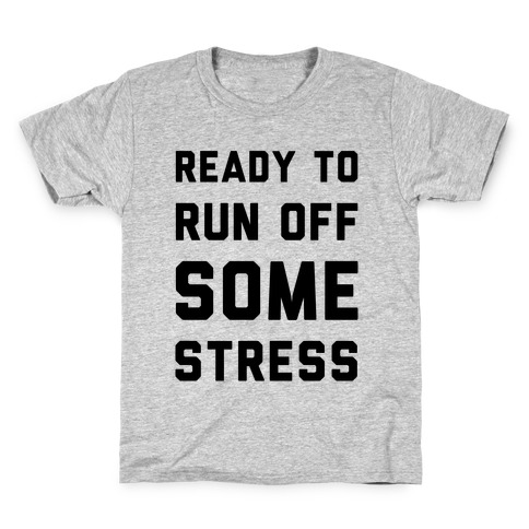 Ready To Run Kids T-Shirt