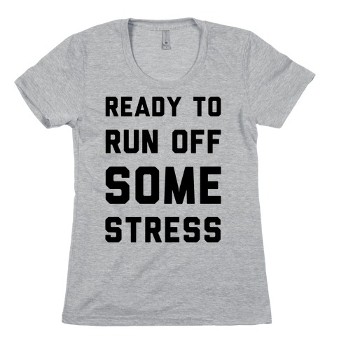 Ready To Run Womens T-Shirt