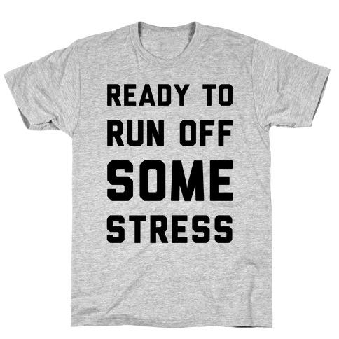 Ready To Run Mens/Unisex T-Shirt