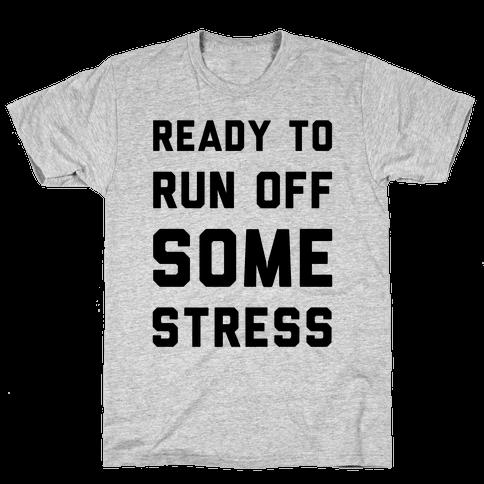 Ready To Run Mens T-Shirt