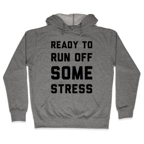 Ready To Run Hooded Sweatshirt
