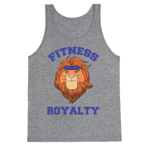 Fitness Royalty Tank Top