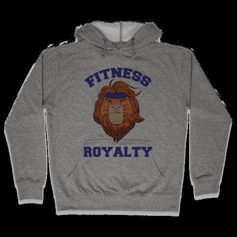 Fitness Royalty Hooded Sweatshirt