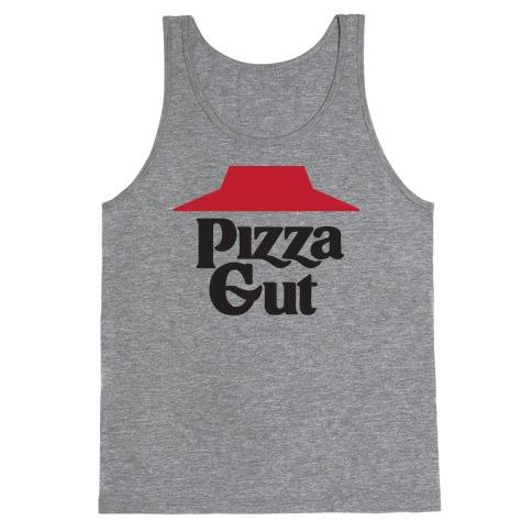 Pizza Gut Tank Top