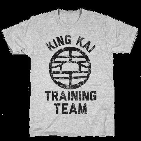 King Kai Training Team