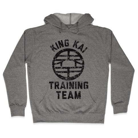 King Kai Training Team Hooded Sweatshirt