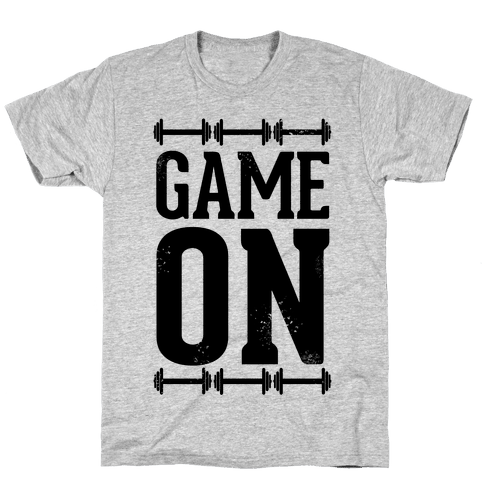 Game On Mens T-Shirt