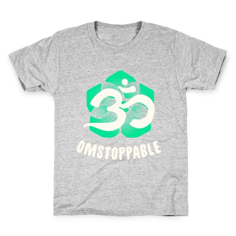 Omstoppable Kids T-Shirt