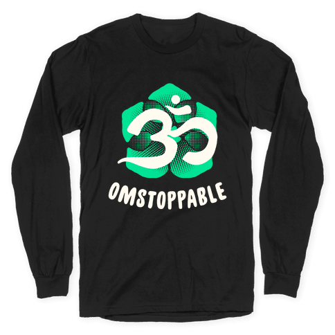 Omstoppable Long Sleeve T-Shirt