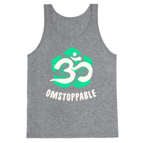 Omstoppable Tank Top