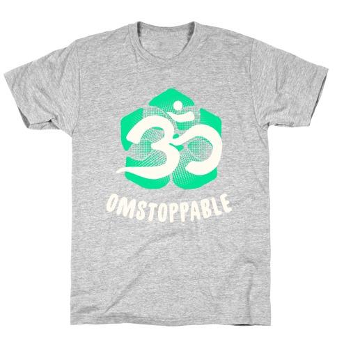 Omstoppable Mens/Unisex T-Shirt