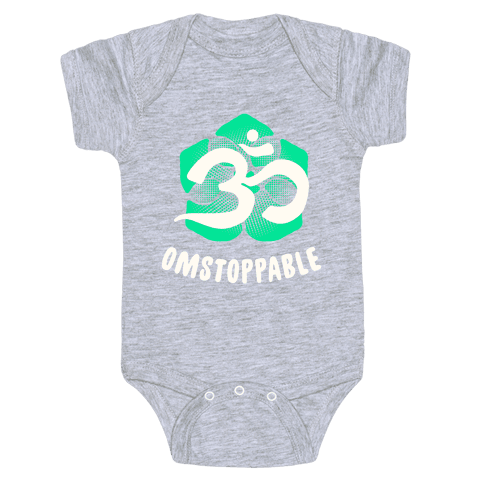 Omstoppable Baby One-Piece