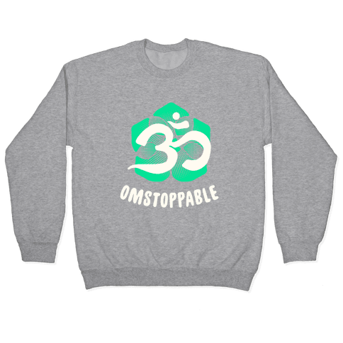 Omstoppable Pullover