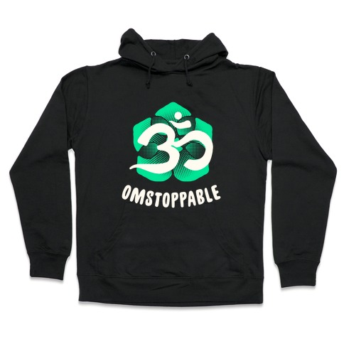 Omstoppable Hooded Sweatshirt