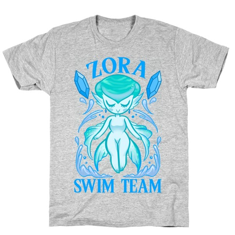 Zora Swim Team T-Shirt